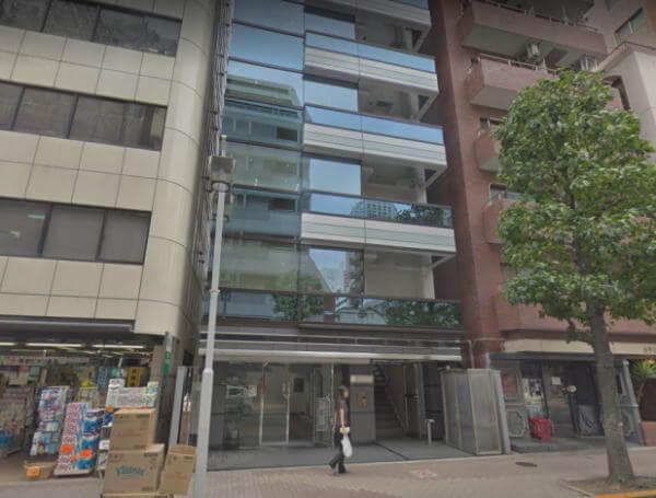 ISM調査事務所のビルの写真