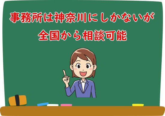 リッツ横浜探偵社への浮気調査の依頼は全国で可能