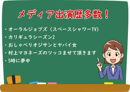 リッツ横浜探偵社のメディア出演歴